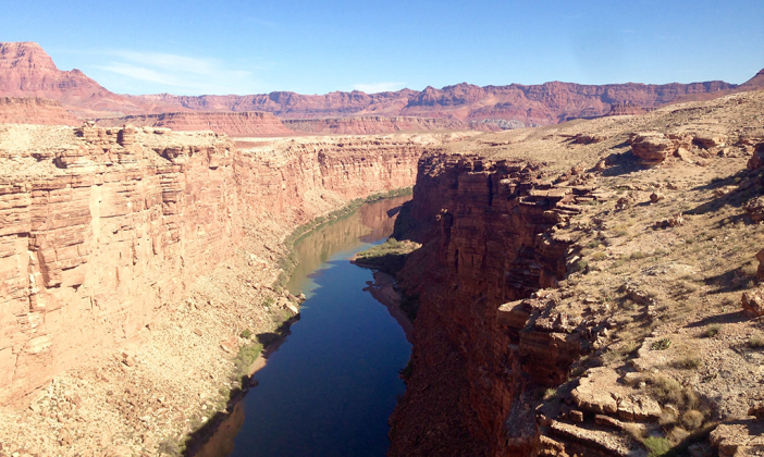 Colorado River - Arizona